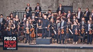 Arab-Israeli orchestra celebrates 20 years of harmony