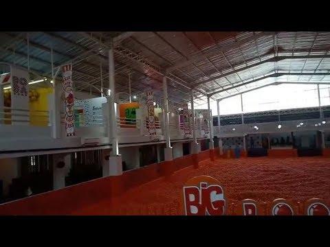 Big Pool Party Di Centrum Million Balls Ini Buat Remaja Kekinian