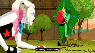 Harley Being Jealous Of Kite Man | Harley Quinn Season 1 Episode 12