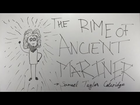 The Rime Of The Ancient Mariner - ep01 - BKP | CBSE class 10 English poem | Explanation in hindi