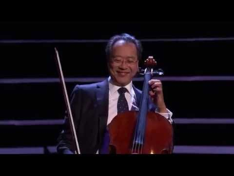 YoYo Ma Bach Cello Suite No1 in G Major