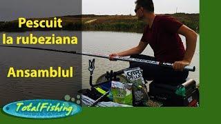 Pescuit la rubeziana - Ce este rubeziana