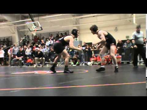 145 Sam Martino Vs. Clint Ferrazzo (Caravel Academy)
