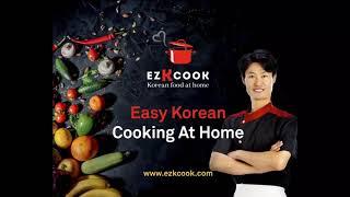 [Ezkcook] Kimchi soft Tofu/김치순…