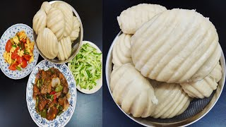 How to Make Easy Tingmo recipe Tingmo or Ting Momo  Tibetan steamed Bun
