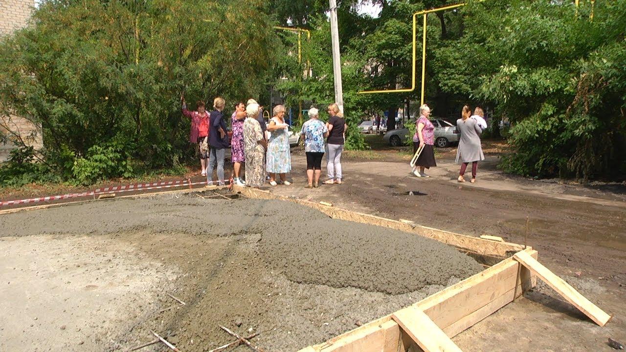 Заливают бетон бетон тяжелый в25