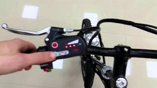 Электровелосипед VITAL RAYS 313 5(Видео обзор электровелосипеда VITAL RAYS 313-5 от www.VoltaMotors.ru Макс. скорость: 25 км/ч Мощность: 250W Напряжение: 24V Макс...., 2015-01-26T18:43:20.000Z)