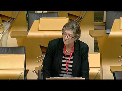 Plenary Session - Scottish Parliament: 30th May 2013