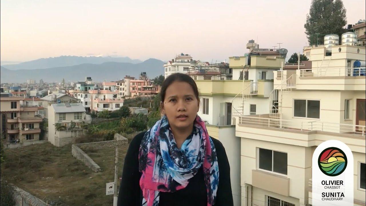 Sunita Chaudhary - Personnal presentation