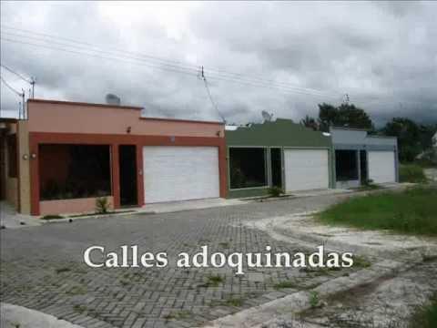 Casas residencial hacienda real cartago costa rica youtube for Villa bonita residencial