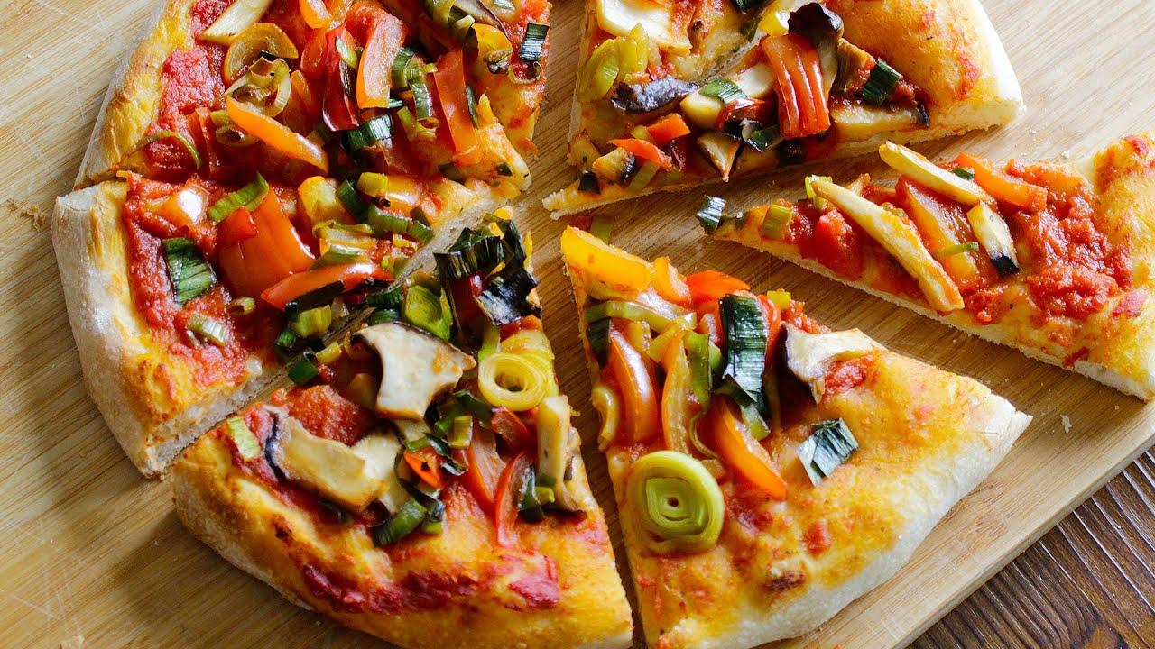 100 Pizza-Teige mit nur EINEM Hefewürfel - Bekömmlich und gesund