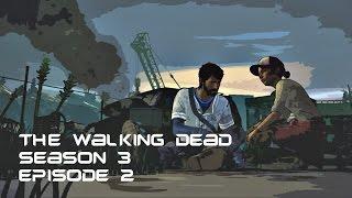 Игра Walking Dead: A New Frontier (Ходячие мертвецы) 3 сезон, эпизод 2. Прохождение, приколы, шутки