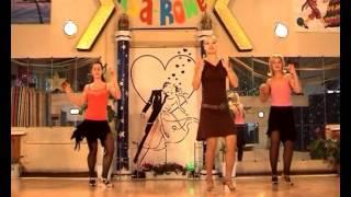 Сальса танец. Соло латина. Урок 3.