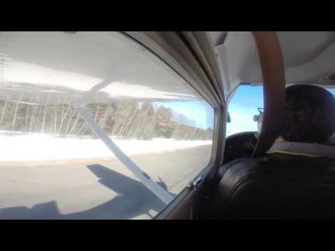 New Hampton school project flight