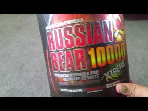 Russian bear 10000 XTREME Review (1080p) 2017