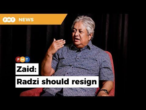 Zaid slams 'deplorable'