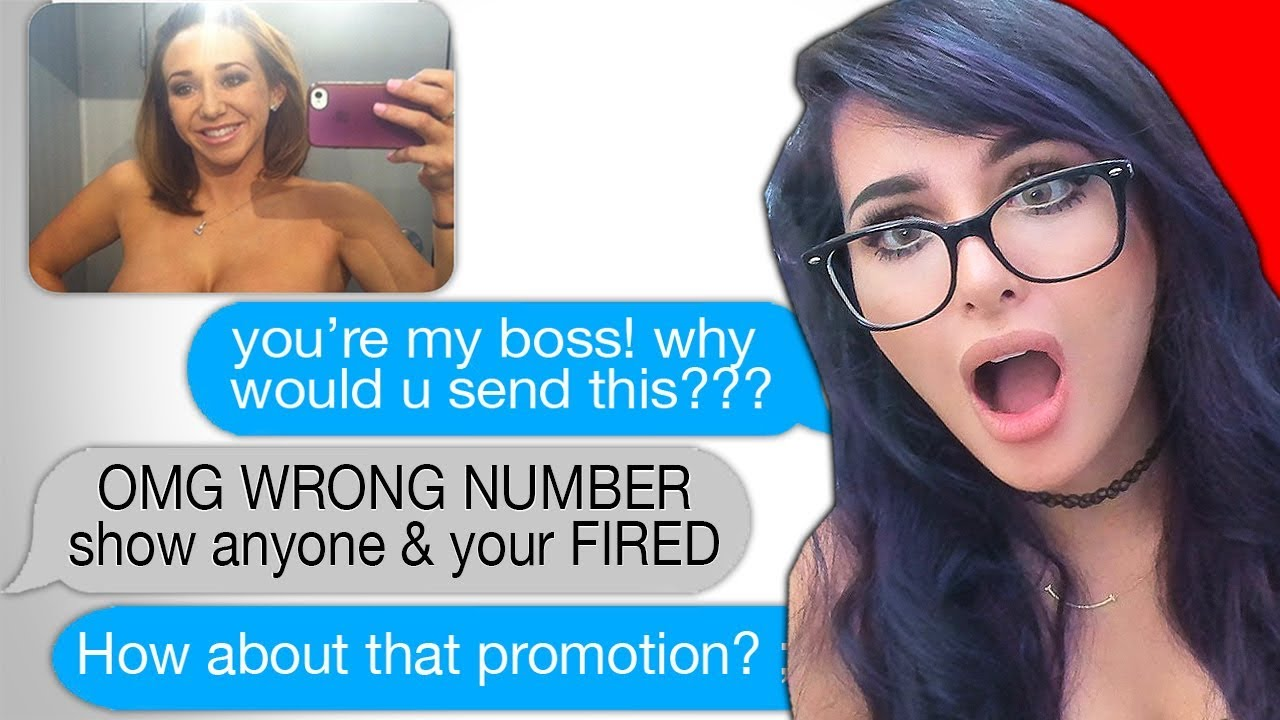 texts that got people fired youtube