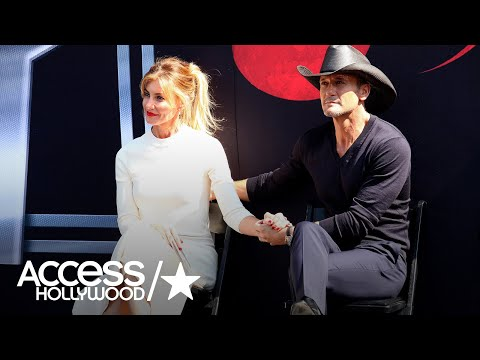 Tim McGraw & Faith Hill Speak Out About Gun Control