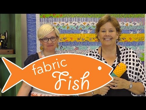 Fabric Fish With Jennifer From Craft Forest