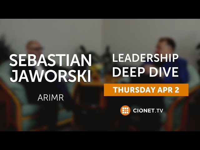 THU APR 2 – Sebastian Jaworski – ARIMR (The Agency for Restructuring and Modernisation of Agricu…