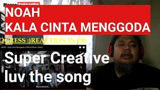 Download lagu NOAH - Kala Cinta Menggoda (Official Music Video) + REAKSI KOMPOSER MALAYSIA