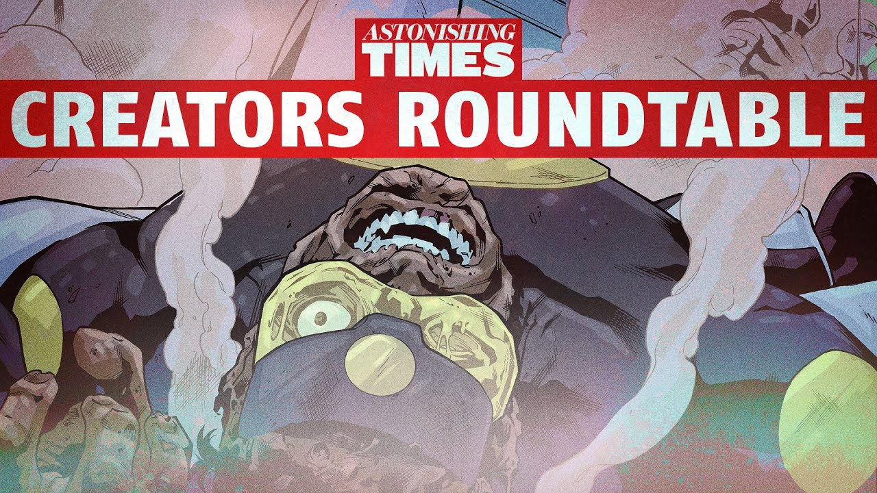 Introduction To The World Of Astonishing Times: A Creators Roundtable