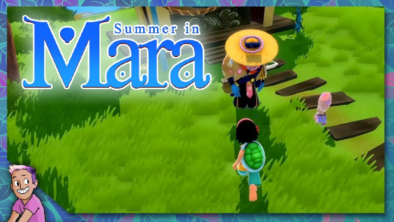 Summer in Mara - #7 - Blu Speaks for Napopo