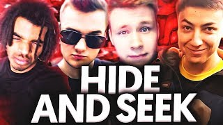 HIDE AND SEEK i MAGICZNE WC