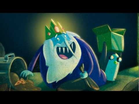 Title - Hey Ice King! Why'd You Steal Our Garbage?!! OST w/LYRICS!