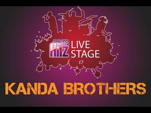 Live Stage 96.7 HITZ FM | Kanda Brothers - Dimanakah