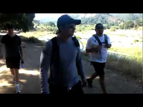 Hiking at Malibu State Park