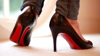 One of Fleur DeForce's most viewed videos: My Shoe Collection: High Heels! | Fleur De Force