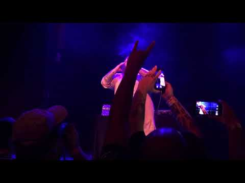 Action Bronson - Chairman's Intent - Live at Rough Trade NYC - 2017.08.30