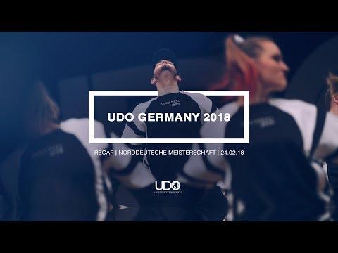 🔴 UDO GERMANY 2018 - Norddeutsche Meisterschaft // Official Recap By Roschkov Media
