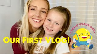 OUR FIRST FAMILY VLOG