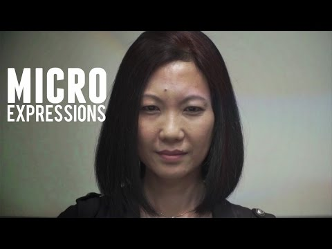 MICRO EXPRESSIONS in 4K - LIE TO ME Style Analyzis - Micro Expressions Training like in Lie To Me