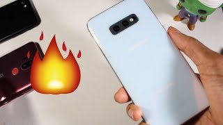 Samsung Galaxy S10e - A Great Buy For 2020! (Cameras Specs & Hardware) (Review)