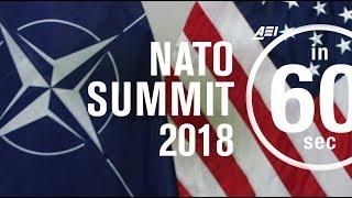 NATO summit 2018 | IN 60 SECONDS