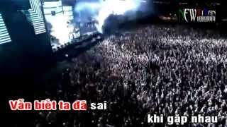 [ Karaoke HD ] Lắng Nghe Nước Mắt - Mr.Sino Remix Full Beat
