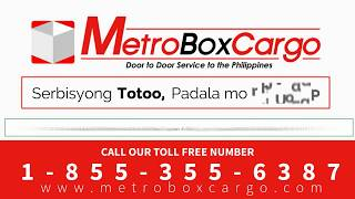 Gambar cover MetroBox Cargo | Balikbayan Freight Forwarding Services