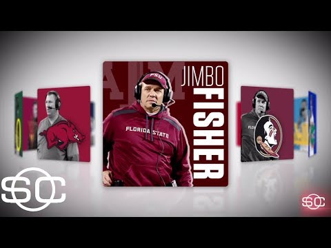 The 2017 college football coaching carousel was wild | SportsCenter | ESPN