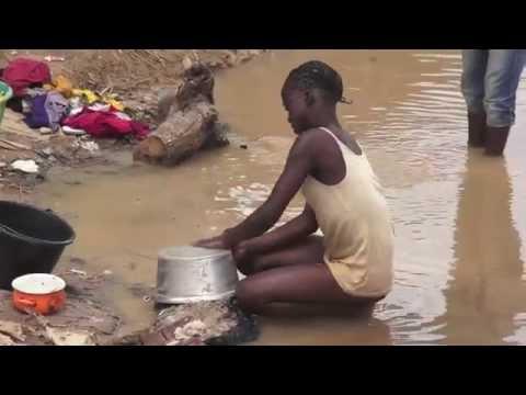 Ville de Bétou (République du Congo)