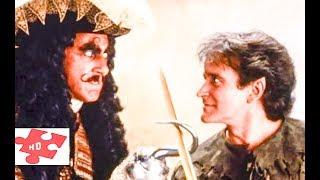 Капитан крюк ( Питер Пэн )1991 от  Стивен Спилберг/Дастин Хоффман /Робин Уильямс/Джулия Робертс