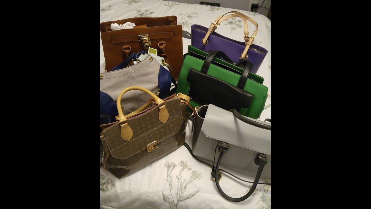 New Handbags By Michael Kors Innue Arcadia Oryany And Claudia Ciuti