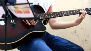 Còn đó chút hồng phai - Guitar cover