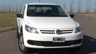 VW Saveiro - Test - Martín Sacán