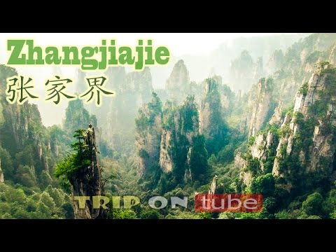 Trip on tube : China trip (中国) Episode 18 - Zhangjiajie (张家界