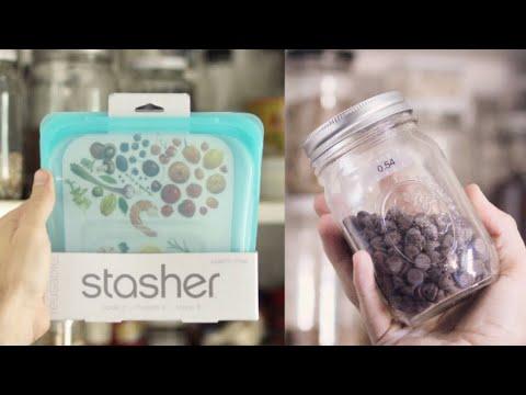 AMAZING Zero Waste Kitchen Transformation (In Progress)