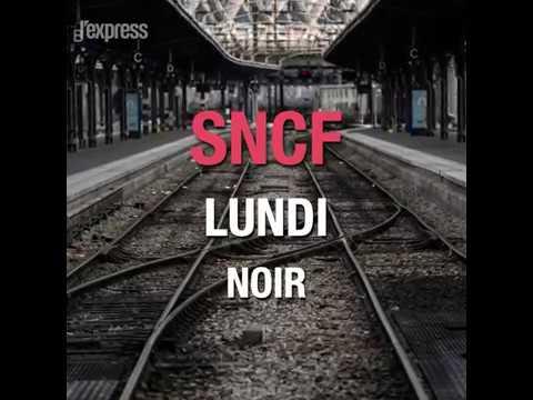 SNCF: un lundi noir