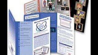 Создаём рекламный буклет(Типография